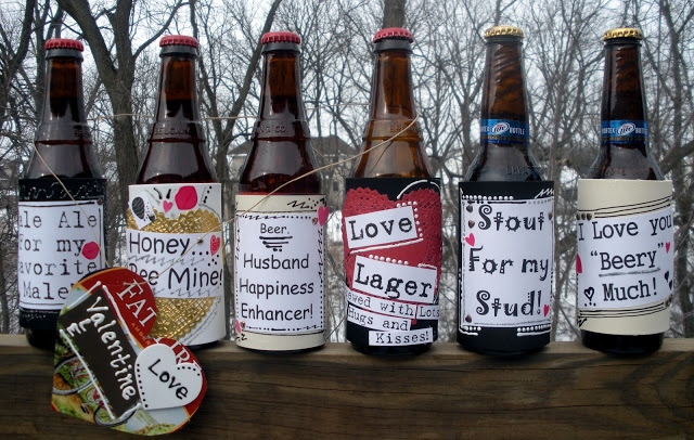 Customize Beer Labels