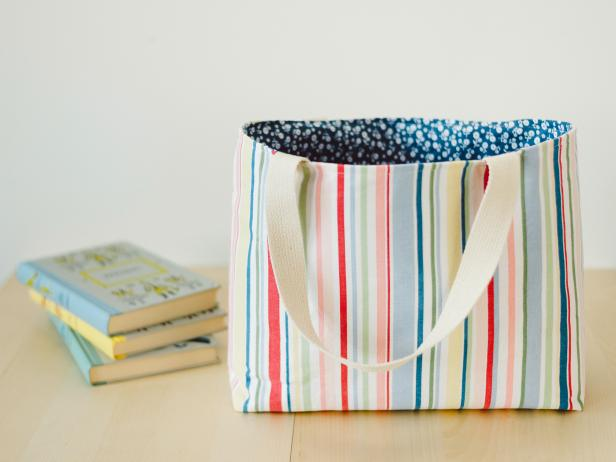 creative homemade gifts tote bag