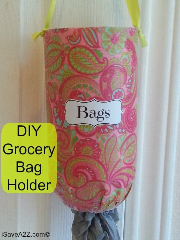 Grocery Bag Holder