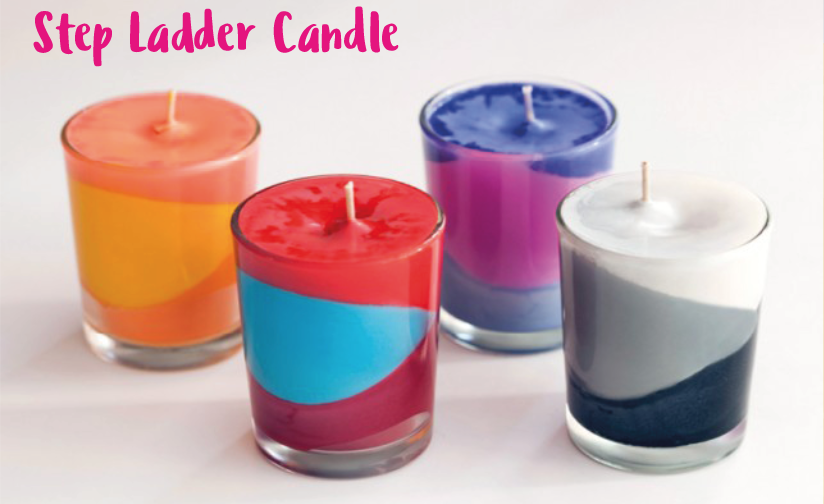 DIY Gifts for Mom candle