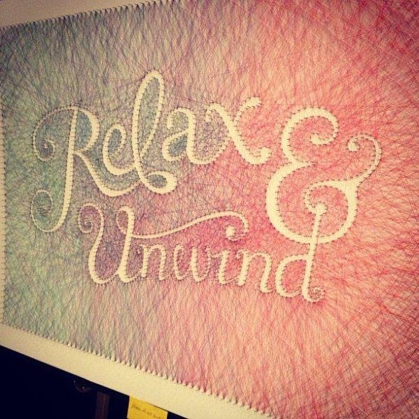 Relax and Unwind Décor